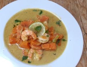 soupe-patate-douce-crevette