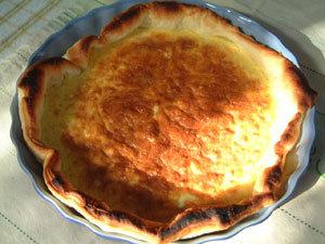 tarte de catheville