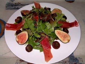 salade fin d'été