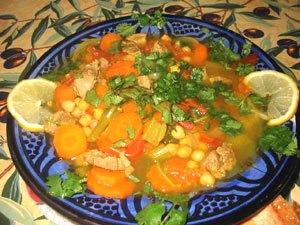 soupe arabe