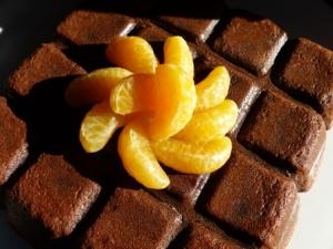 chocolat et clementine
