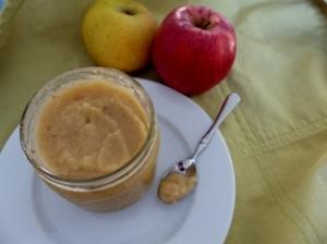 beurre de pommes