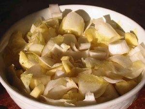salade endive indienne