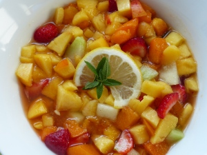 minestrone fruits