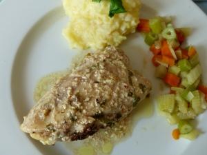poulet tikka
