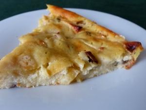 flan fromage blanc