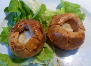 muffin tomate sechée moza